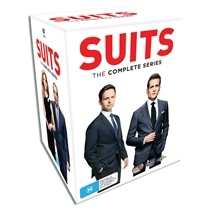 Suits Complete DVD Collection (Series 1 -9)