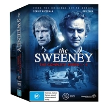 The Sweeney DVD Series
