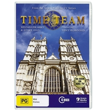 Time Team Westminster Abbey & Other Digs
