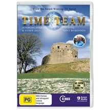 Time Team - Dundrum Castle & Other Digs