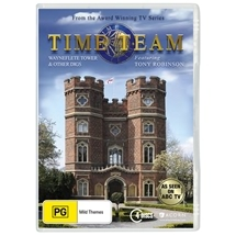 Time Team - Wayneflete Tower