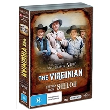 The Virginian Series DVDs
