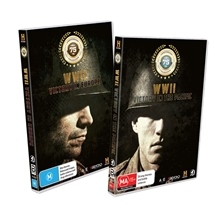 WWII 75th Anniversary DVD Collection