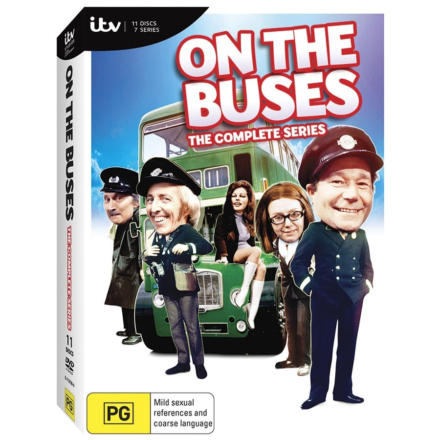 On The Buses - Complete Collection