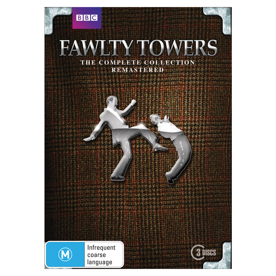 Fawlty Towers - Comp. Coll. Remastered