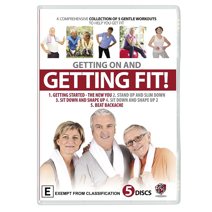 Getting On and Getting Fit DVD