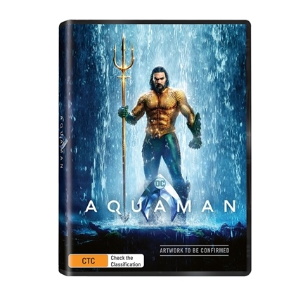 Aquaman (2018) DVD