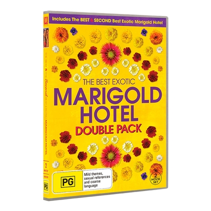 The Best Exotic Marigold Hotel Collection