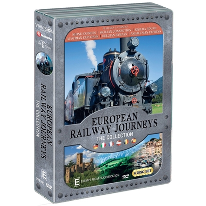 European Railway Journeys