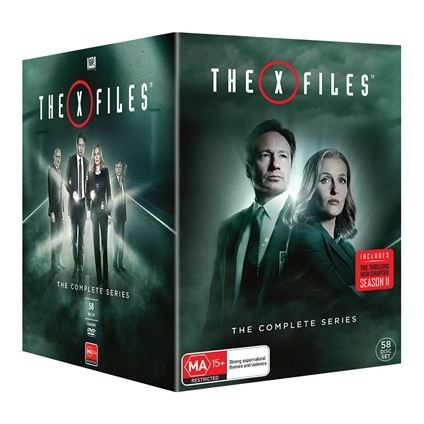 The X Files - Complete Collection