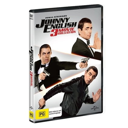 Johnny English Movie Collection