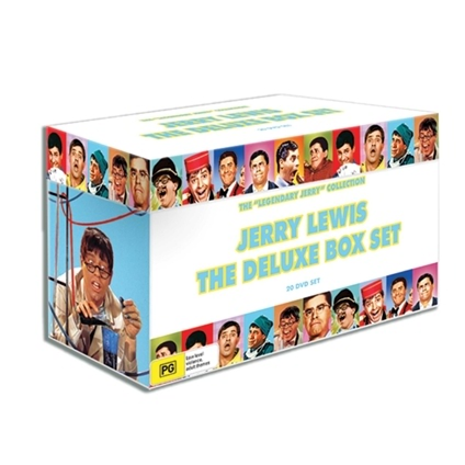 Jerry Lewis DVD Collection (20 Films)