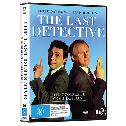 The Last Detective - Complete Collection