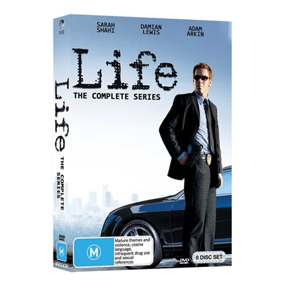 Life The Complete DVD Collection