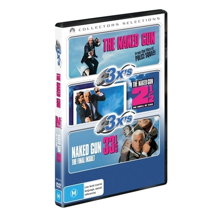 The Naked Gun Film Collection