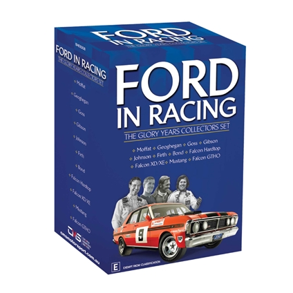 Ford or Holden in Racing Collections