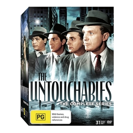 The Untouchables - Complete Collection