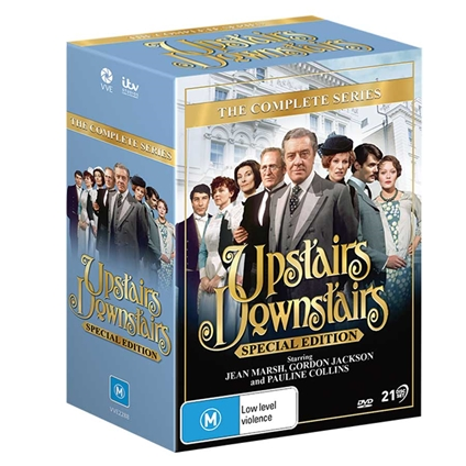 Upstairs, Downstairs - Complete Collection